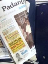 Iklan SNMPTN di Salah Satu Koran Lokal
